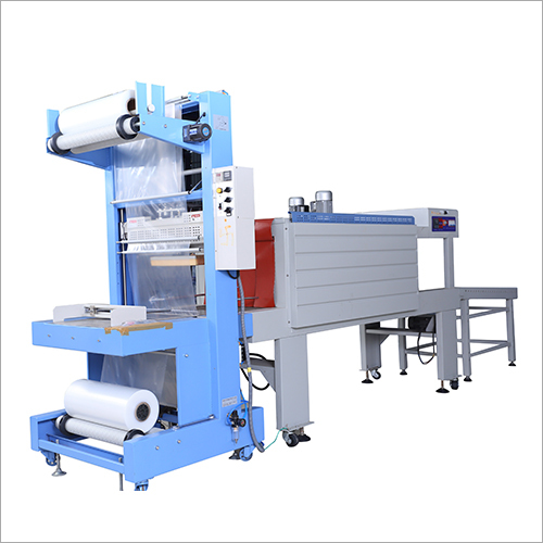Shrink Sleeving And Packing Machine
