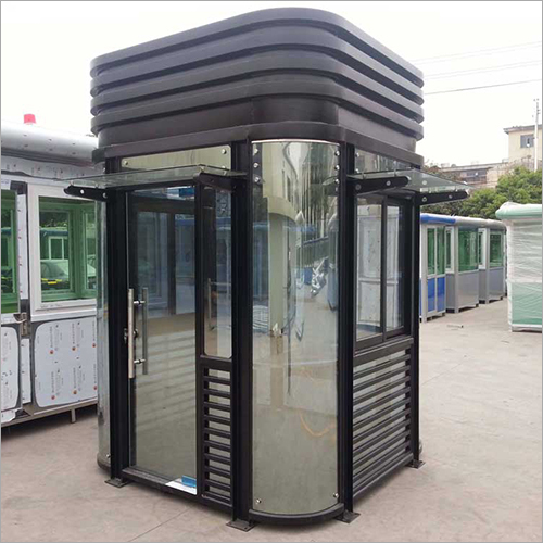 Aluminum Alloy Booth