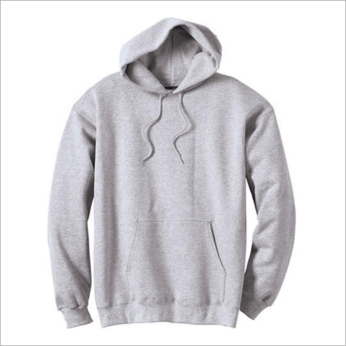 Fancy Mens Hooded Sweatshirt
