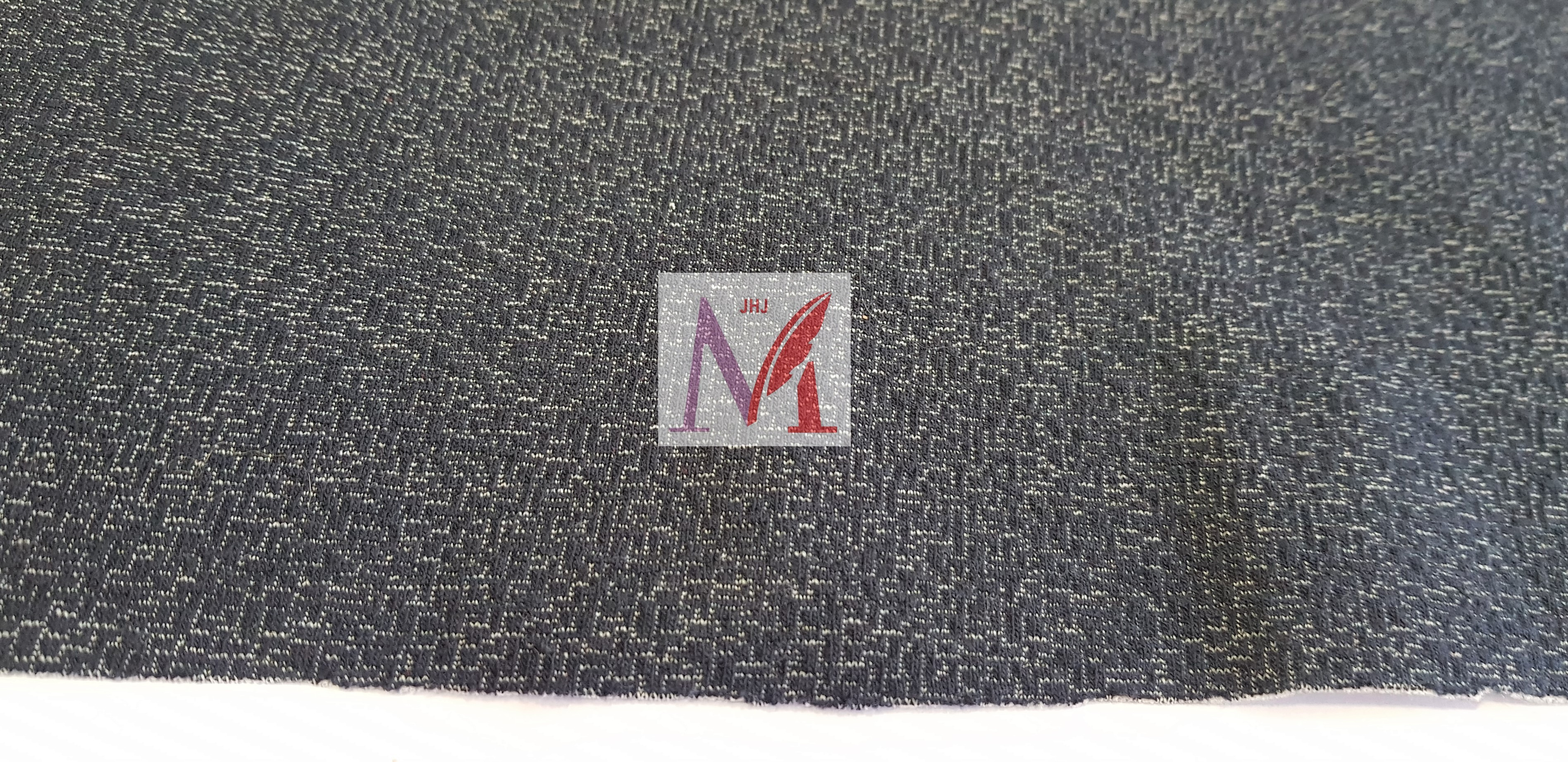 Cotton Lycra Jacquard Fabric