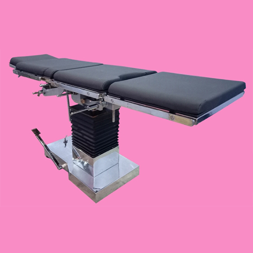 General Surgery O.T. Table With Concealed Hydraulic Pump