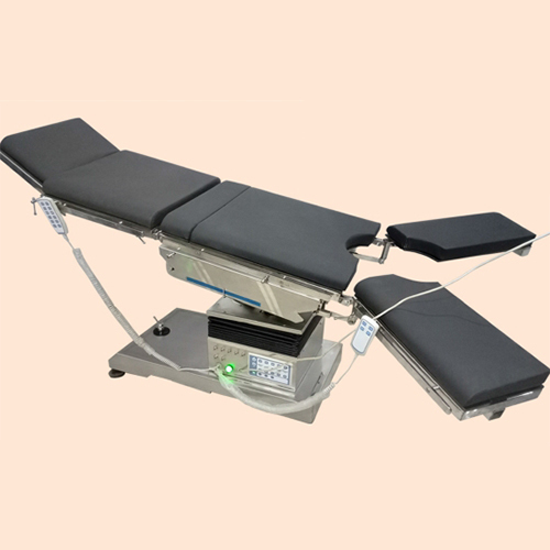 Electromatic O.T Table All Remote Operated Functions With Top Sliding