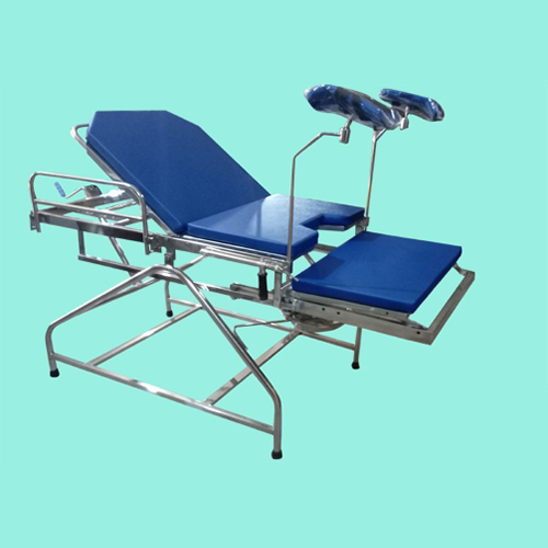 Telescopic Labor Table SS For Gynaecology