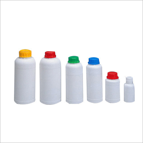 Plastic Pesticide Bottle