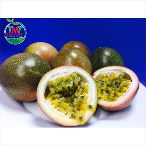 Green Fresh Passion Fruit