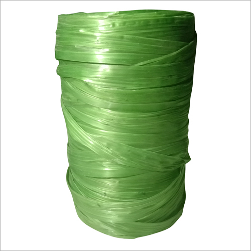 Green Plastic Twine