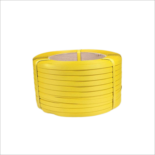 Yellow PP Strap