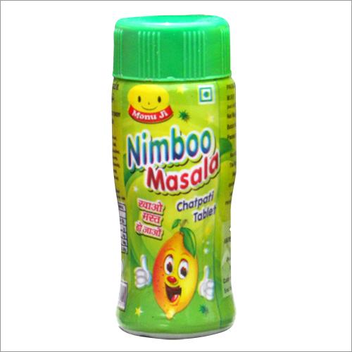 Nimboo Masala Chatpati Tablet