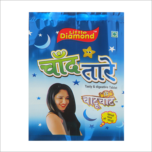 Chand Taare Tasty Digestive Tablet Pouch