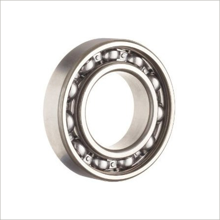 Single Row Deep Groove Ball Bearing