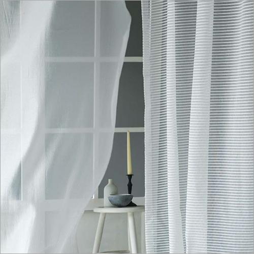 Sheer Fabric Curtain