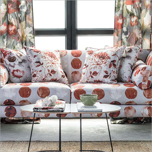 Digital Printed Sofa Fabric