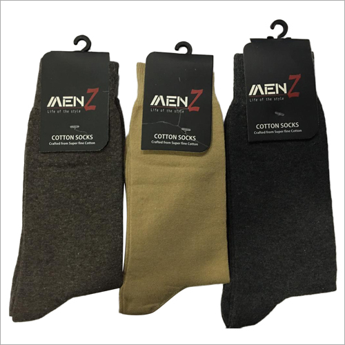 Mens Bamboo Cotton Socks