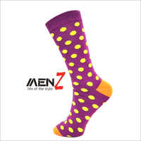 Womens Colorful Socks