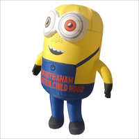 Inflatable Minion Balloon