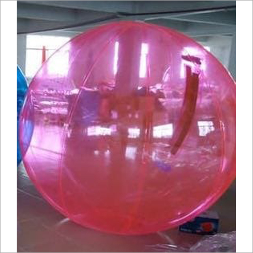 Pink Bouncy Balloon
