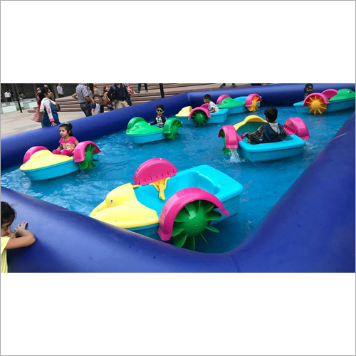 Inflatable Paddle Boats