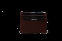 Round Corner Card Holder