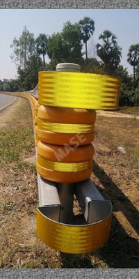 Anti crash Highway Roller Barrier