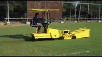 Wonder Electric 3 Phase Rideon Grass Cutter