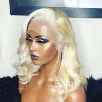 full lace wigs-Blonde