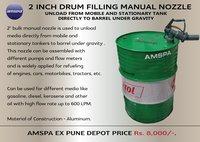Drum nozzle