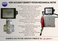 Bennet piston Mechanical Meter
