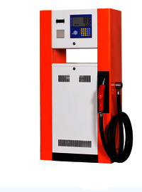 Fuel Dispenser with Printer Ticket