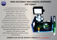 High Accuracy Mechanical Dispenser ETP-75BAFT