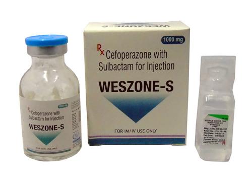 Cefoparazone sodium+ Salbactum Injection