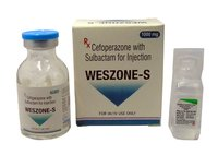 Cefoparazone Sodium and Salbactum Injection