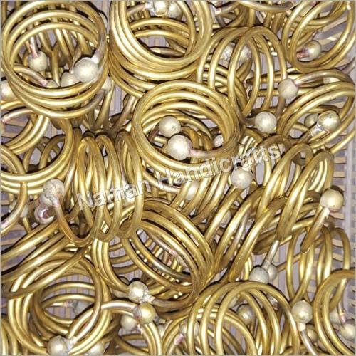 Brass Curtain Ring