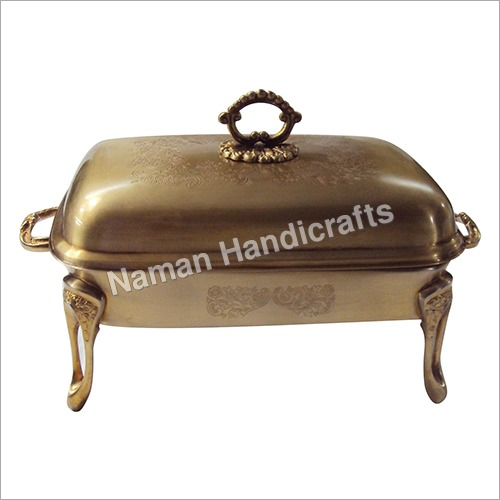 Copper Square Chafing Dish