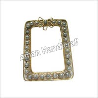Brass Sqaure Photo Frame