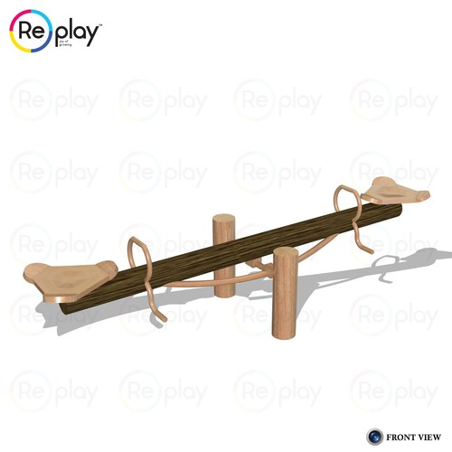 Bamboo See- Saw