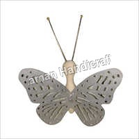 Silver Decorative Butterfly