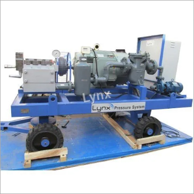 Triplex Ultra High Pressure Pump