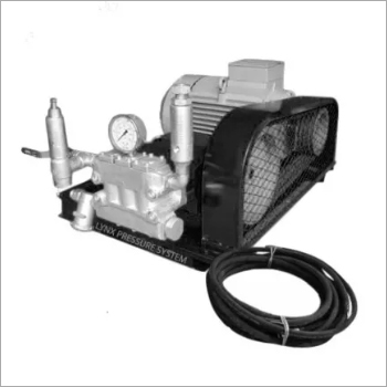 High Pressure Triplex Water Pump