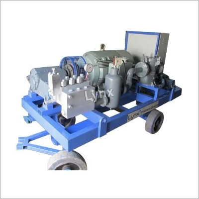 Reciprocating Triplex Plunger Pump