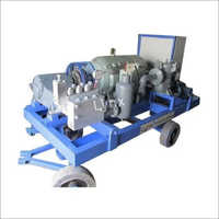 Reciprocating Triplex Plunger Pump