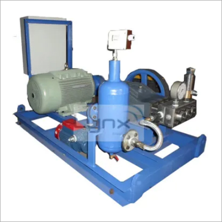 Electric Hydrostatic Pressure Test Pump