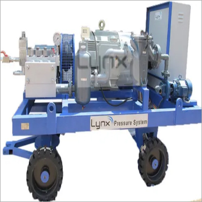 Triplex Hydrostatic Test Pump