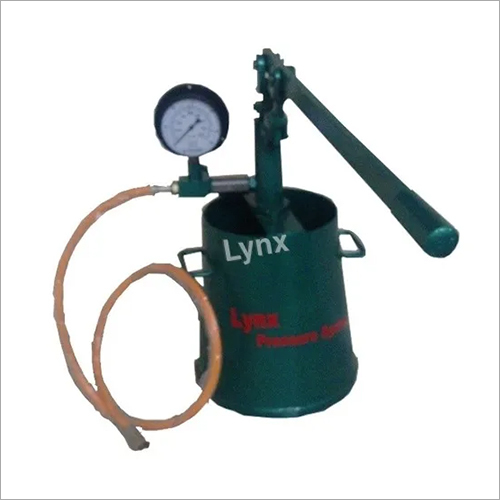2000 PSI Hand Operated Hydrotest Pump