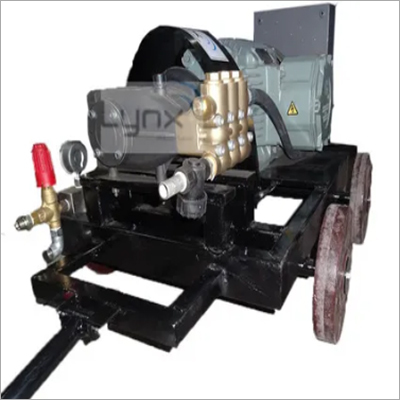 Hydrostatic Testing Pump