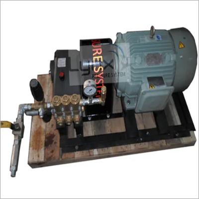 35 Bar Electric Hydro Test Pump