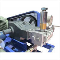 110 Bar Electric Hydro Test Pump