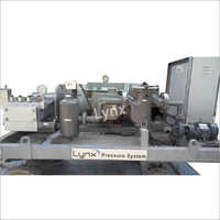Diesel Driven Hydrostatic Test Pump