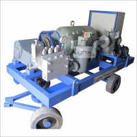 Hydrotest Pump