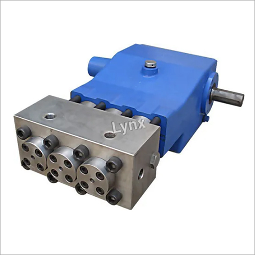 Medium Pressure Hydro Test Pump