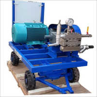 Hydraulic Pressure Test Pump